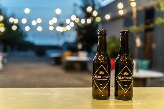 Cerveza Alboran