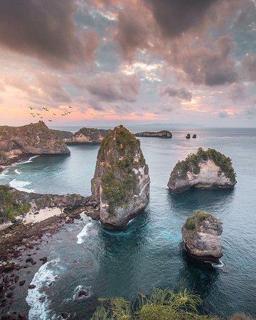 Pantai Kelingking, Nusa Penida Trip