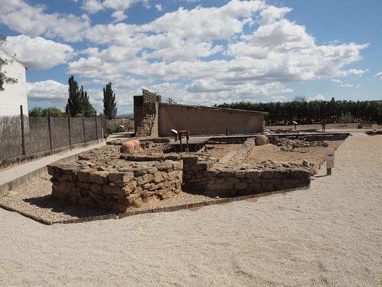 Navarra, Spain: Vista del yacimiento