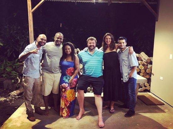 Isla Palenque: New friends