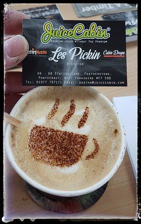 Les Cafe - Coffee Cabin: Latte