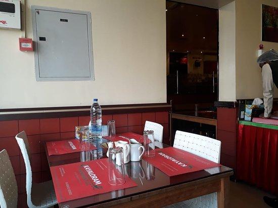 Kayaloram: Restaurant