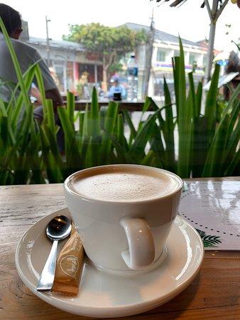MAW Coffee Kitchen: Coffee best