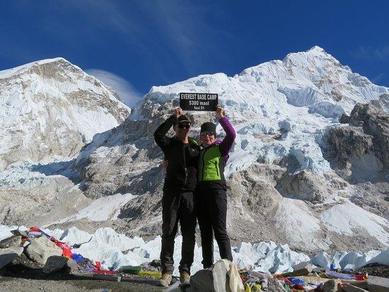 Trekking Team Pvt. Ltd. - Day Tours: Everest Base Camp 5.380 mt.