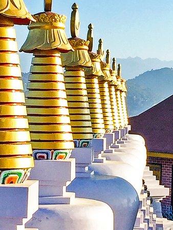Zong Dhog Palri Fo Brang Monastery.