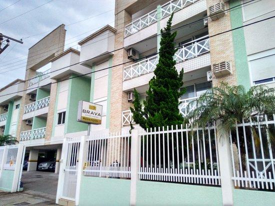 Brava Apart Hotel: Fachada