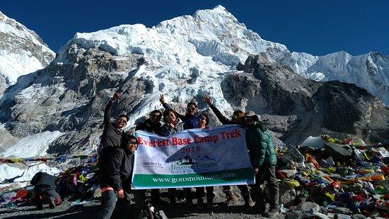 Mountain Delights Treks & Expedition: EBC! Yeah!