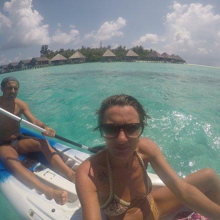 Puro relax alle Maldive