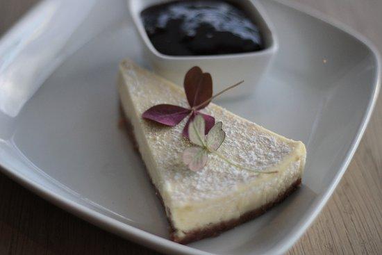 Jensens Bøfhus - New York Style Cheesecake