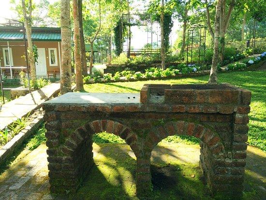 Rinjani Garden: Fancy barbeque
