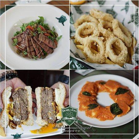 Menümüz Yenilendi! Birbirinden lezzetli 11 çeşit yemeğimiz ve 22 çeşit kokteylimizi denemeniz için sizleri Dubh Linn Via Flat'e bekliyoruz!  Winter menu is out! With 11 new dishes and 22 new cocktails, we are waiting for you here in Dubh Linn Via Flat! Rezervasyon : (0312) 219 17 01