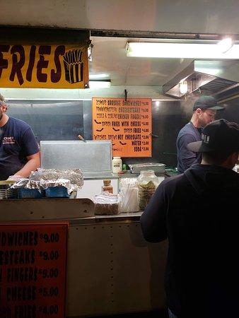Field of Terror: food truck