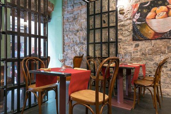 Caveau Enoteca Gastronomica: La nostra sala
