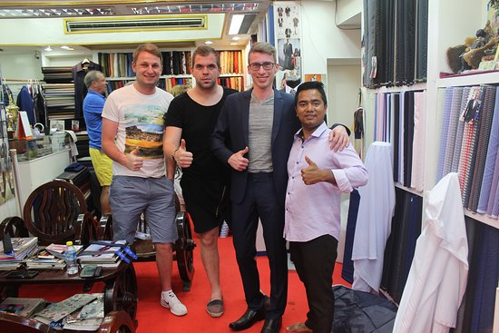 Khuk Khak, Thailand: Very happy customer from germany & best friend ever see you again friend