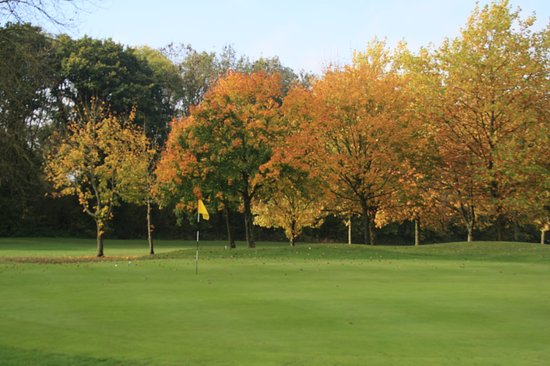 Alton, UK: Built in 1992 Worldham has matured into an excellent parkland course set on the border of the South Downs National Park. At 6257 yards from the white tees and 5887 yards from the yellow tees the course is not long by modern standards but with undulating greens, mature woodland and three par 5s to navigate it presents a great challenge for both new and experienced golfers.