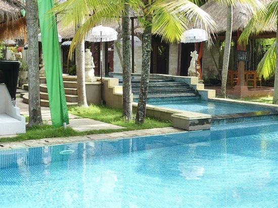 The Mansion Bali: piscine