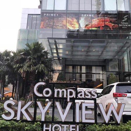 性價比很高的一家酒店,在BTS Phrom Phong站旁。