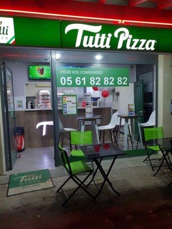 Tutti Pizza Castelnau