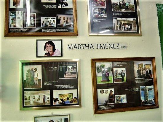 Martha Jimenez's Studio Workshop: Inside the studio