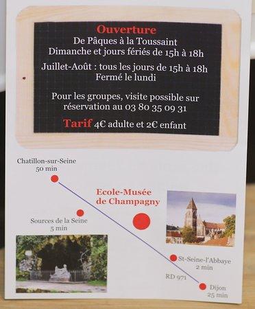 Bilde fra Saint Seine L'Abbaye