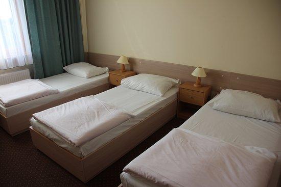 Drei Betten?