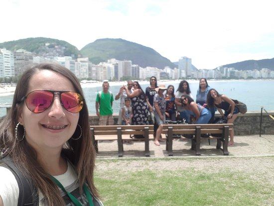 Marina Valente Tour: Excursão Cristo Redentor e Forte de Copacabana 2018