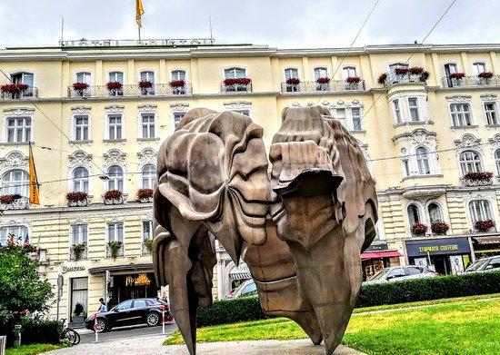 Caldera Sculpture