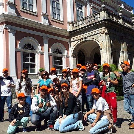 Marina Valente Tour: Receptivo em Petrópolis 2018