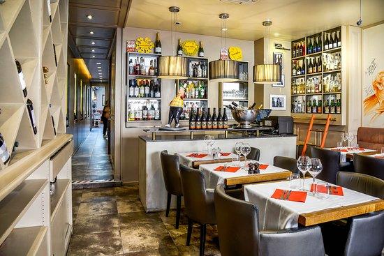 Les Copains D Abord Restaurant Toulouse