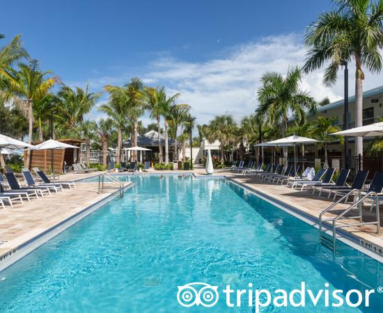 Pool at the Pools at The Gates Hotel | Key West