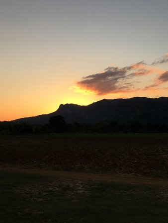 Rückkehr nach Sonnenuntergang