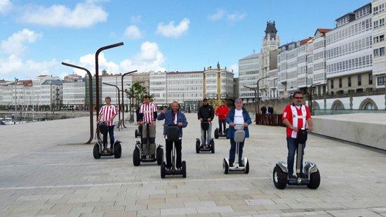 Eco-Logica (Segway & Bicicleta): Tour Segway en el Parrote