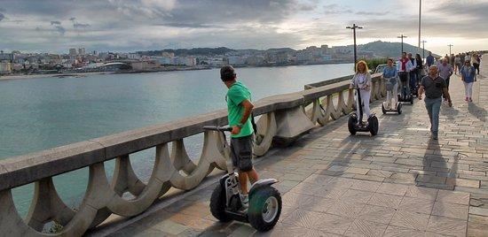 Eco-Logica (Segway & Bicicleta): Tour Segway Paseo Marítimo