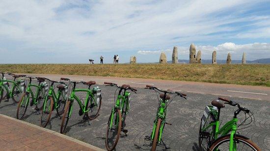 Eco-Logica (Segway & Bicicleta): Tour Bici en los Menhires