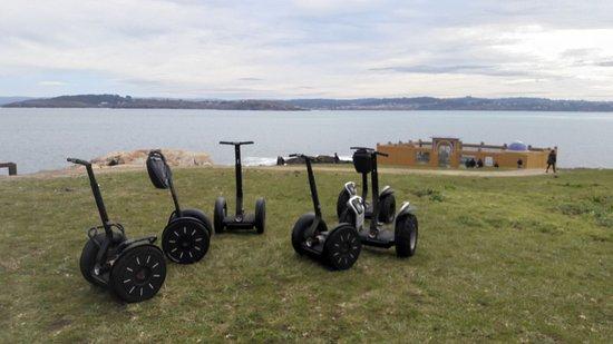 Eco-Logica (Segway & Bicicleta): Tour Segway en el Parque Escultórico