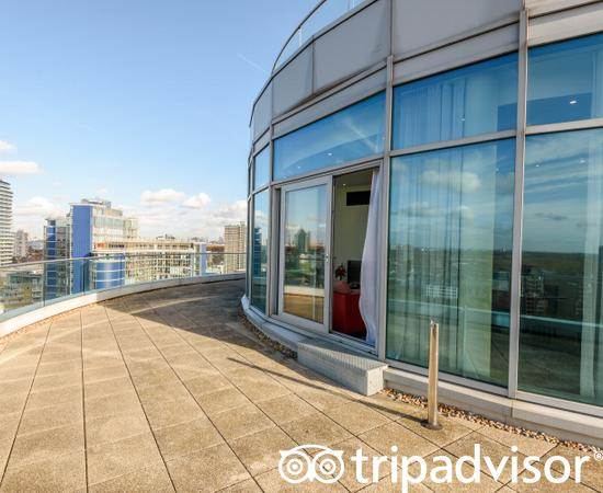 The River Suite at the Crowne Plaza London - Battersea