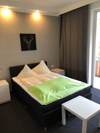 Waldhotel Mainz: Deluxe Doppelzimmer