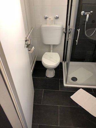 Waldhotel Mainz: Badezimmer eines Deluxe Zimmers