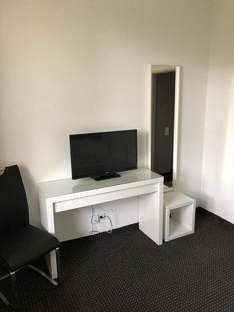 Waldhotel Mainz: Modernisiertes Einzelzimmer