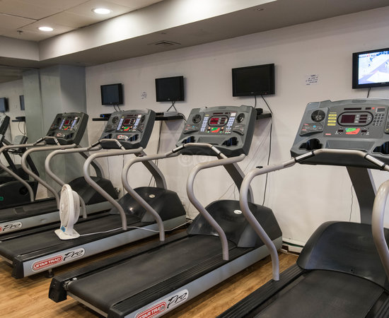 Fitness Center at the Crowne Plaza Tel Aviv Beach