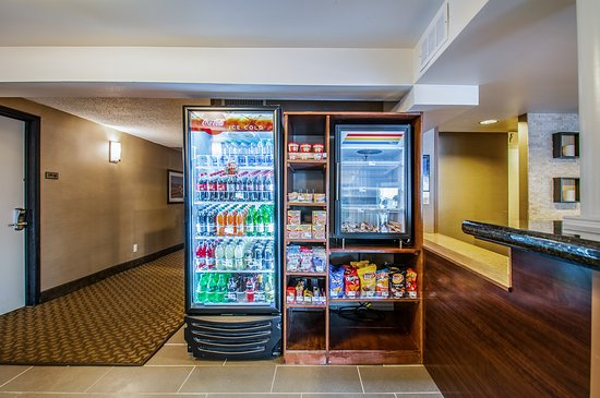 Comfort Inn Arlington Boulevard: Snack Shop