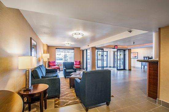Comfort Inn Arlington Boulevard: Lobby Area