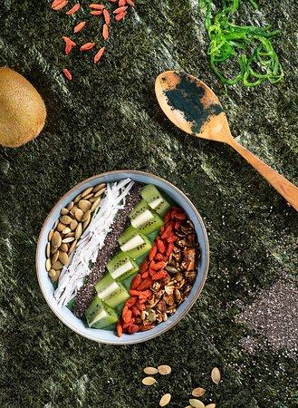 SALT of Palmar - Breakfast menu - Green Smoothie Bowl