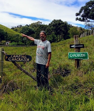 Camping Chacrazen: Venham curtir a paz das montanhas de Cunha!