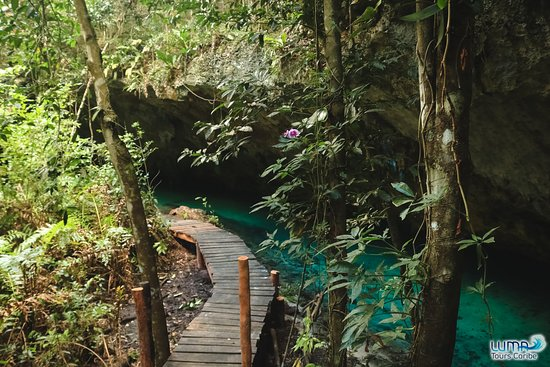 Sac Actun Cave System.