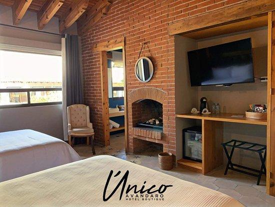 Unico Avandaro Hotel Boutique: Habitación Estándar Superior