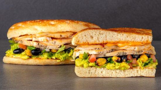 Urbane Cafe: Southwest Sandwich