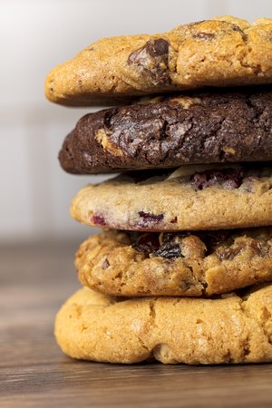 Urbane Cafe: Warm Cookies