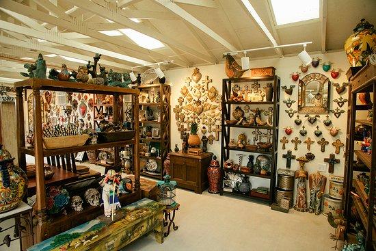 Folk Art, Furniture and Home Decor at Zocalo Village