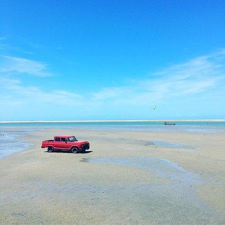 Ilha do Guajiru - Brazil (Kite Lagoon)
